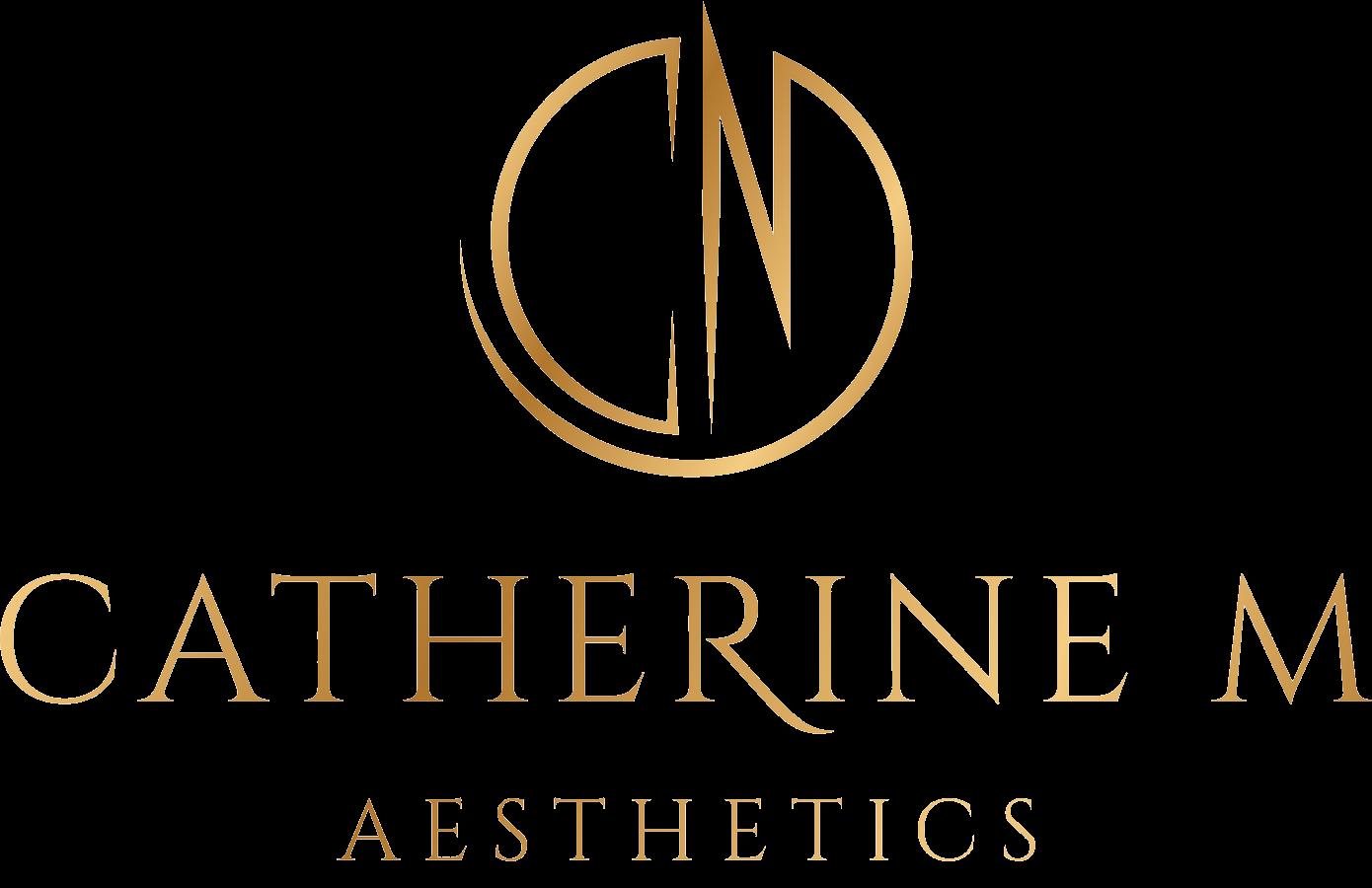 Catherine M Aesthetics Logo